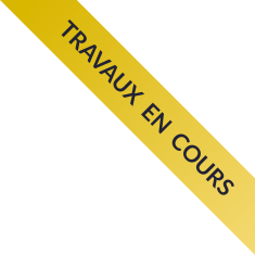 badge en-travaux
